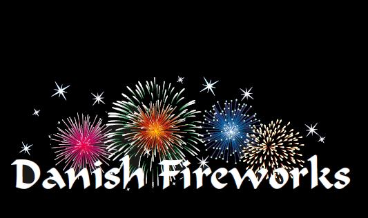 Festfyrværkeri - Danish Fireworks